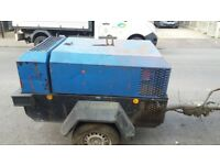 Ingersoll Rand 2004 Model Compressor, 4 Cylinder, Double Air Outlet