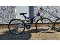 Girls bike for sale £45
