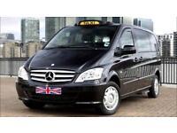 Londond taxi rental