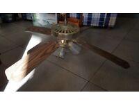 Large Lloydtron Osculating Ceiling Fan