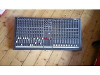 Soundcraft LX- 7 Mixing Desk. Ideal for Live PA , Theatre, Studio or a DJ set up