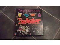 Purple Ronnies twister