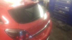 Astra vxr tailgate/ bootlid with spoiler