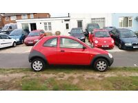 FORD KA (NOT A RUST BUCKET)