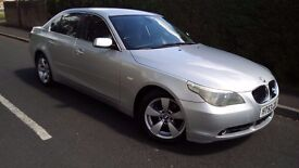 2004 BMW 525i 2.5 SE S6 12 MONTHS MOT FSH MSport Badged 100% Reliable no mechanical faults.