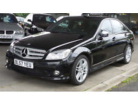 2008 57 MERCEDES-BENZ C CLASS 2.1 C220 CDI SPORT 4d 168 BHP*AVAILABLE FROM £161 A MONTH*