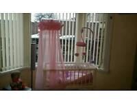 Baby cradle /crib