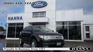 2010 Ford Edge LTD AWD V6