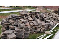 Roof tiles 30.00 approx 500