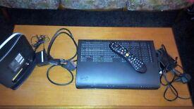 TiVo Box & free SuperHub