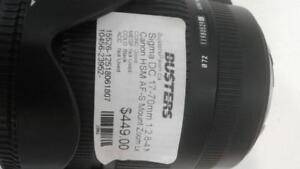 Canon Camera Len. We Sell Used Camera Accessories. (#23952) OR1001467