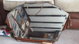 Two old mirrors for sale