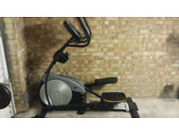 Nordic Track E9.5 (Club Series) Front Drive Elliptical Cross Trainer A1 Condition, 5 hours use only