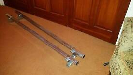 Roof bars for Fiat Scudo