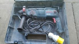 Bosch GBH 2400 sepers or repers foud in new home!when plug not working!Can deliver or post!