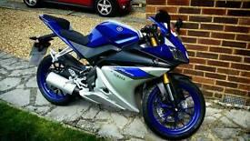 Yamaha yzfr125