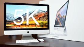 5K Core i7 27' Apple iMac 4Ghz 16GB 1TB Fusion Drive ogic Pro Omnisphere Keyscape Trillian Massive