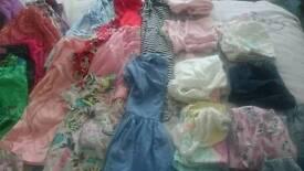 Massive girls size 2-3 clothes lot