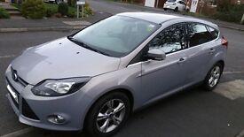 Ford Focus Zetec, Petrol 1.6