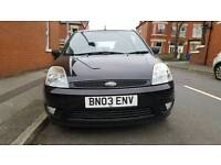 Ford Fiesta Zetec 1.4, cheap insurance, cheap fuel economy, great first car