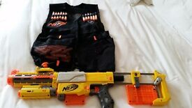 Nerf NStrike Recon CS-6 & Nerf NStrike Tactical Vest