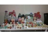 Yankee candles/Votive's /gift sets/melts/