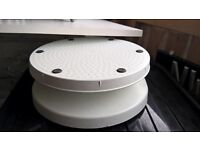 TURNTABLE FOR CAKE DECORATING PME TOP MAKE
