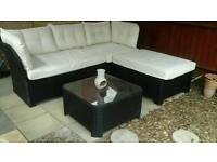 Morocco 4 Peice Chaise Lounge Set