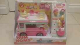 Brand New Num Noms Lip Gloss Truck