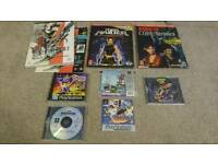 PS1 games, PS2 guides - Offers.