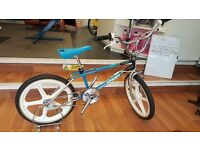 Haro team sport 1987 old school bmx
