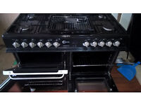 Falvel Finesse 100 dual fuel range style cooker