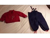 18 to 24months bundle of clothes for boys, £15