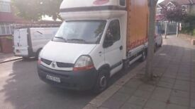 RENAULT MASTER LHD