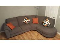 Excellectent condition corner sofa