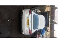 Audi TT MK3 Cat C salvage repair needed