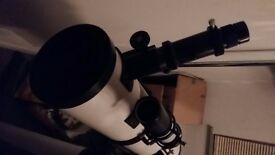 Helios Astronomical Telescope + eye pieces and filters