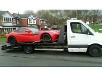 adm 24/7 car bike van recovery breakdown repairs service