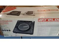 2x Reloop RMP-2 CDJ Decks - Never Been Gigged - in original boxes