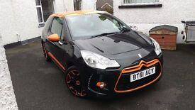 2011 citreon DS3, black. ( not ford vauxhall peugeot )