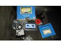 GARMIN NUVI 200W GPS SATELLITE NAVIGATION SYSTEM