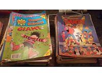 Mixed Beano And Dandy Comics 1996-2000