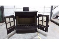 Hunter Herald 8 Wood Burning Stove - Reconditioned