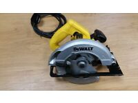 DeWALT DWE560 Compact Circular Saw 240V 1350W 184mm Newer Version