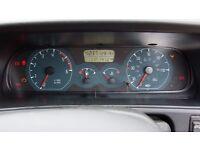 2001 2.7 TDI Nissan Terrano.