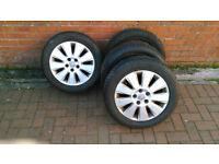Astra/Vectra Tyres