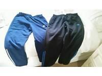Men's addidas tracksuit bottoms