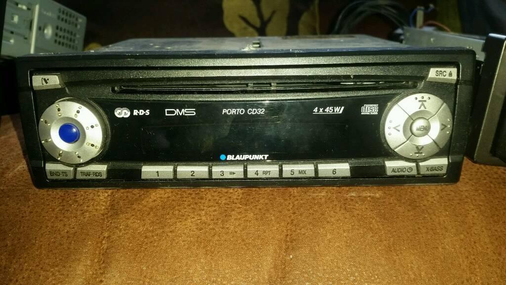 Blaupunkt Car Radio Cd Player In Rhymney Blaenau Gwent Gumtreerhgumtree: Car Radio With Cd Player At Gmaili.net