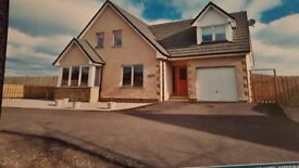 4/5 bedroom Detached house for rent