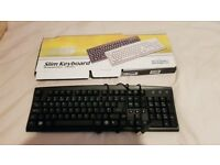 for sale slim keyboard new